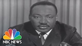 Martin Luther King, Jr. On NBC's Meet The Press (1965) | Archives | NBC News