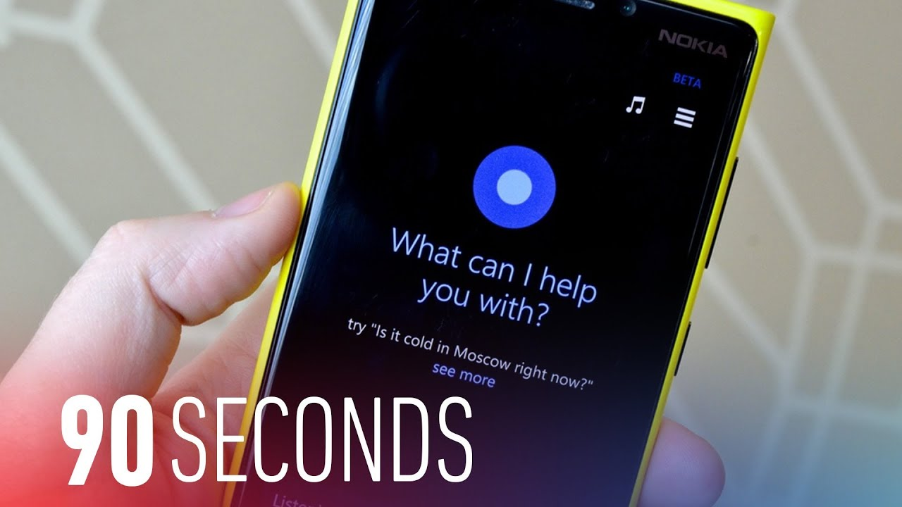 Cortana, Windows 8.1, and more from Microsoft Build 2014: 90 Seconds on The Verge thumbnail