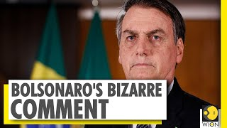 Brazil President make bizarre comment | 'Our forests our wet, fires can't help'