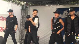 All The Girls (la la la) / Abraham Mateo / Mexico City / 20-02-15