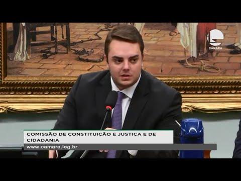 Constituição e Justiça e de Cidadania - PEC da prisão em 2ª instância - 12/11/2019 - 10:59