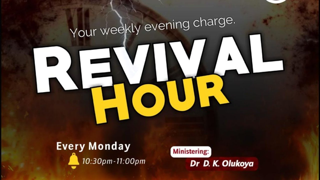 MFM Revival Hour 17th August 2020, MFM Revival Hour 17th August 2020 by Dr D. K. Olukoya – Livestream