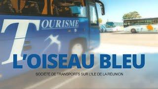 preview picture of video 'Société de transports sur l'Ile de la Réunion - TRANSPORT L'OISEAU BLEU'