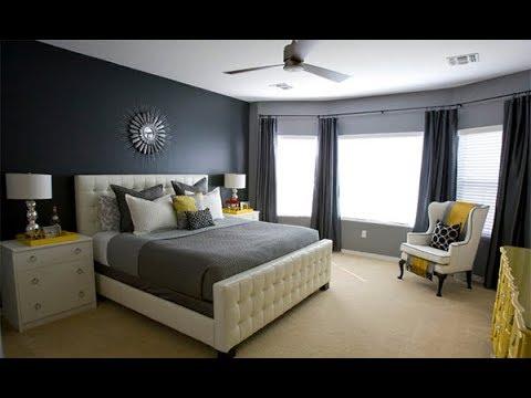 20 Fabulous Grey Bedroom Design Ideas