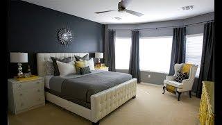 20 Fabulous Gray Bedroom Design Ideas