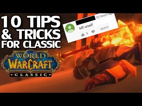 10 Handy Tips & Tricks for Classic WoW - Episode 3