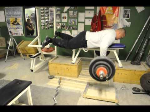 Lying row 181kg