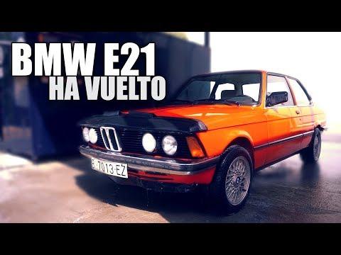 ¿QUE LE HA PASADO AL BMW SERIE 3 E21? | NACHO DRIFT