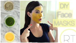DIY Masker Wajah Untuk Segala Jenis Kulit