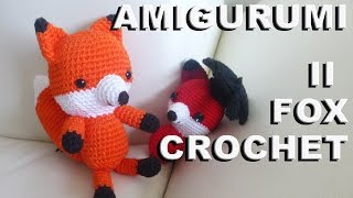 Fuchs Häkeln Do It Yourself Amigurumi Herbst самые