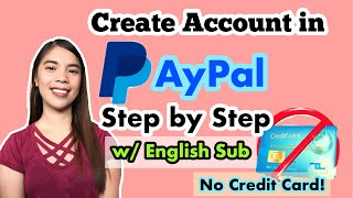 How to CREATE ACCOUNT IN PAYPAL without Credit Card | HOW TO VERIFY PAYPAL ACCOUNT using EON CARD