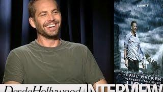 Пол Уокер, Paul Walker: My Uncut HOURS Interview (Nov. 14, 2013)