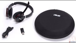 Review - Cascos ASUS HS-W1 Wireless USB -Rubiconinformatica