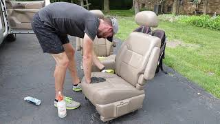 Cleaning The Dirtiest Car Interior Ever! Complete Disaster Full Interior Car Detailing