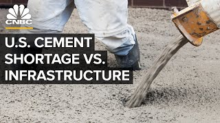 Can The U.S. Cement Industry Keep Up With The $1 Trillion Infrastructure Bill?