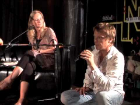 play video:Jungle Boldie interview in NRC Jazzcafe at NSJF 2010 (part 1)