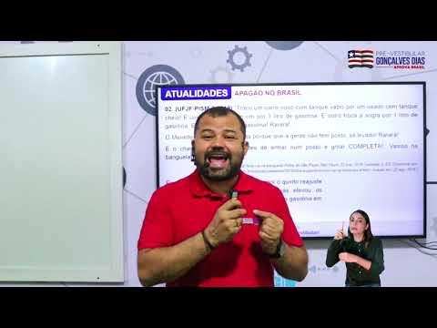 Aula 04 | Apagões no Brasil - Parte 03 de 03 - Atualidades