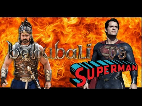 Bahubali vs superman
