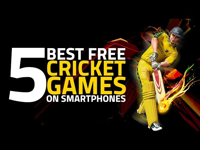 Five Best Free Cricket Games on Android and iOS | NDTV