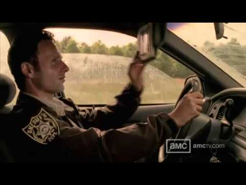 The Walking dead Trailer (Capítulo piloto)
