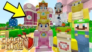 THEY ALL MOVE IN! [NEW EVIL MAN!] - Nintendo Fun House - (Minecraft Switch) [203]