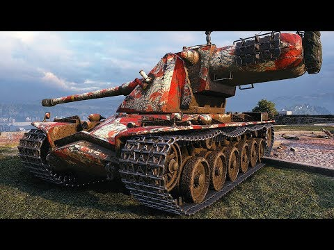 Kranvagn - NOW IT'S BUFFED - World of Tanks Gameplay