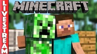 I'M A SOLITARY CHICKEN | Minecraft [Livestream]
