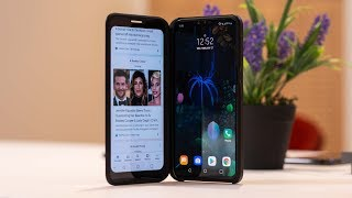 LG V50 ThinQ 5G and Dual Screen Hands On: The practical alternative