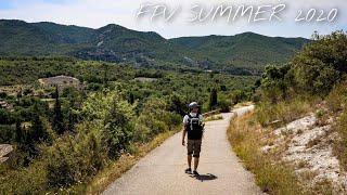 Cinematic FPV - Summer 2020 (4K)