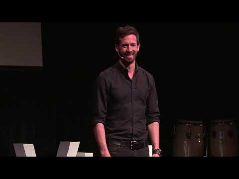 Discomfort is Necessary for Innovation  | Sterling Hawkins | TEDxChulaVista