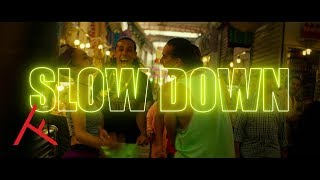 DIMITRI VEGAS & LIKE MIKE X QUINTINO   SLOW DOWN (FEAT. BOEF, RONNIE FLEX, ALI B & I AM AISHA)