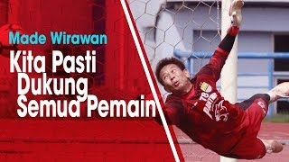 Kiper Persib Bandung Yakin Hadirnya Fabiano dan Saepuloh Tambah Solid Pertahanan Lini Belakang