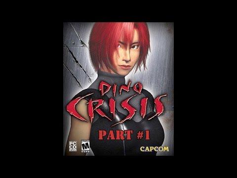 Dino Crisis Прохождение - Part #1 (PC Rus)