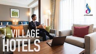 Jヴィレッジ ホテル&リゾート【Jヴィレッジ公式】