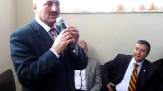 Plaket Töreni - Başakşehir İlçe Milli Eğitim Müdürü