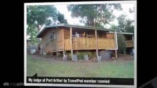 preview picture of video 'Touring Tasmania Ronnied's photos around Launceston, Australia (salamander markets tasmania)'