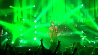"""All Time Low - """"Sick Little Games"""" Live @ Best Buy Theater"""
