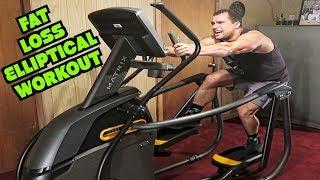 Intense Tabata Elliptical Workout (HIIT Cardio)