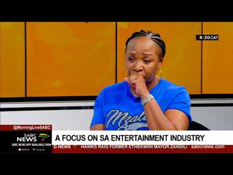 A focus on SA entertainment industry: Vatiswa Ndara