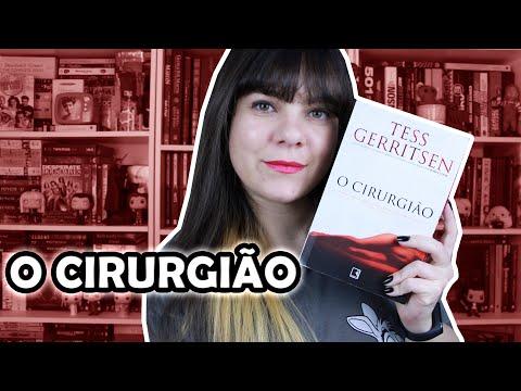 O Cirurgião - Tess Gerritsen [RESENHA]