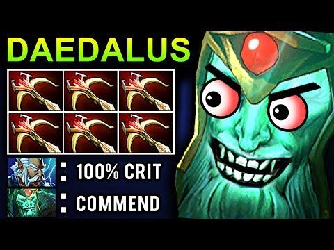 Daedalus wraith king dota 2 patch 7 07 new meta pro gameplay