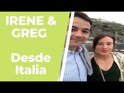 Desde Italia con mucho amor