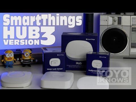 Samsung SmartThings V3 Hub