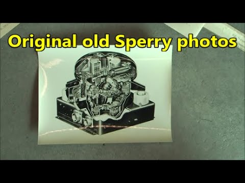 A bunch of 1960s Sperry Gyroscope Company photos