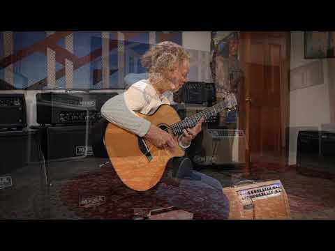 Mimi Fox - She's Leaving Home online metal music video by MIMI FOX