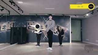 IDOL PRODUCER - EI EI DANCE PRACTICE { MIRRORED DANCE }