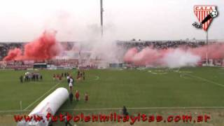preview picture of video 'Los Andes 0 - 3 Temperley'