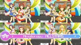 THE iDOLM@STER Platinum Stars: Amaterasu - ALLSTARS