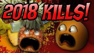 Annoying Orange - 2018 KILLS!