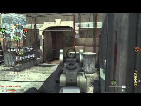 MW3- AK-47 Double MOAB On Underground (Read Description